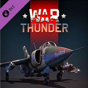 War Thunder A-5C Pack