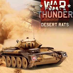 Acheter War Thunder Desert Rats Clé Cd Comparateur Prix
