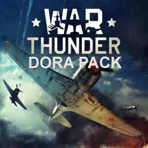 War Thunder Dora