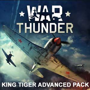 War Thunder King Tiger Advanced Pack