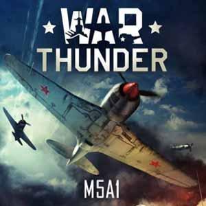 Acheter War Thunder M5A1 Clé Cd Comparateur Prix