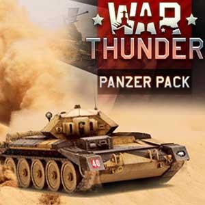 Acheter War Thunder Panzer Pack Clé Cd Comparateur Prix