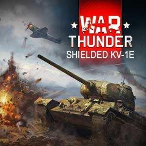 War Thunder Shielded KV-1E