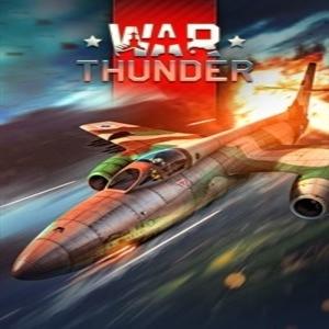 War Thunder Vautour IIA Pack