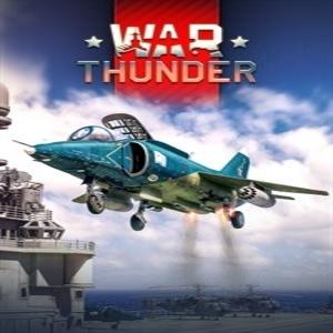 War Thunder Yak 38 Pack