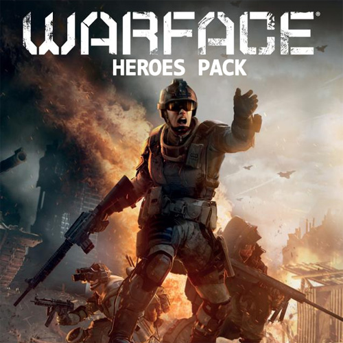 Acheter Warface Heroes Pack Cle Cd Comparateur Prix