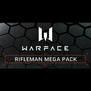 Warface Rifleman Mega Pack