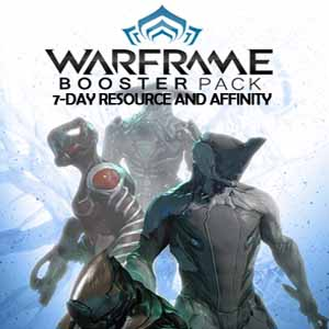 Acheter Warframe 7-day Resource and Affinity Booster Packs Clé Cd Comparateur Prix