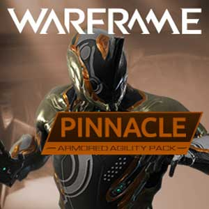 Warframe Armored Agility Pinnacle Pack