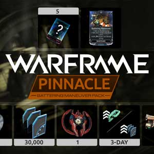 Warframe Battering Maneuver Pinnacle Pack