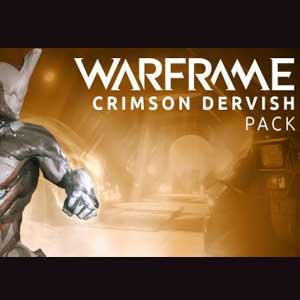 Warframe Crimson Dervish Pack