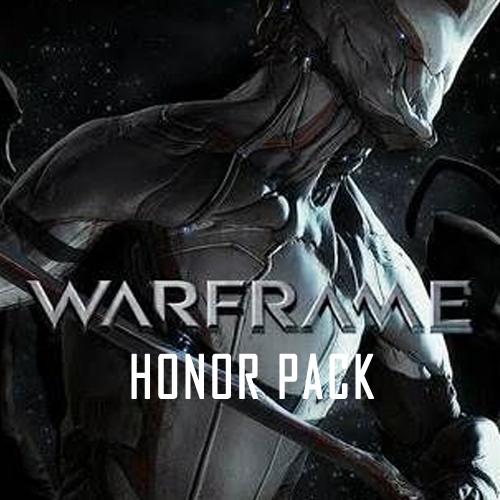 Warframe Honor Pack