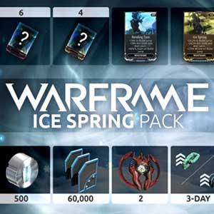 Warframe Ice Spring Pack