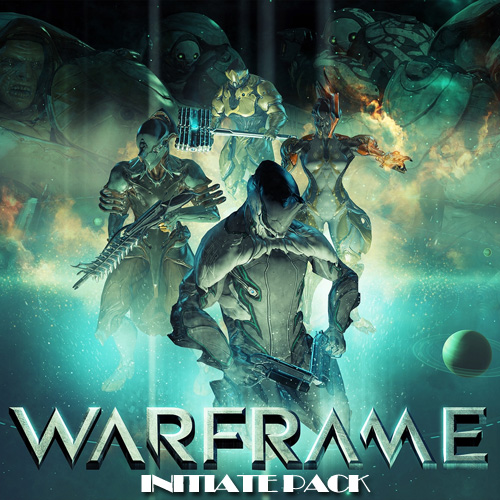 Warframe Initiate Pack