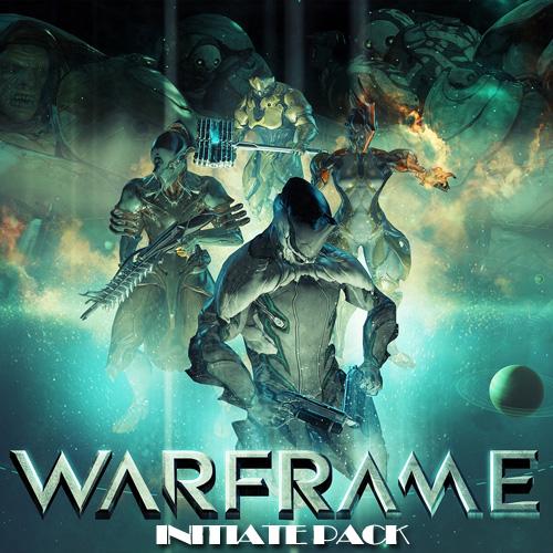 Acheter Warframe Initiate Pack Clé Cd Comparateur Prix