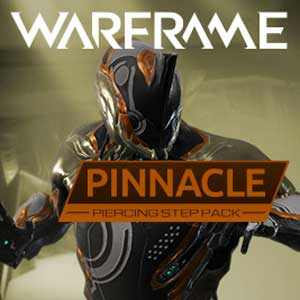 Warframe Piercing Step Pinnacle Pack