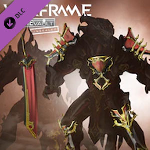 Warframe Prime Vault Chroma Prime Accessories