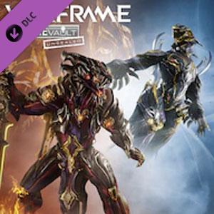 Warframe Prime Vault Zephyr & Chroma Dual Pack