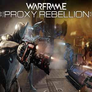Warframe Proxy Rebellion Dragon Mod Pack