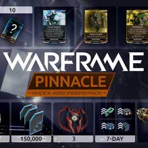 Warframe Reflex Guard Pinnacle Pack