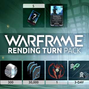 Warframe Rending Turn Pack