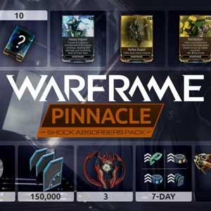 Warframe Shock Absorbers Pinnacle Pack