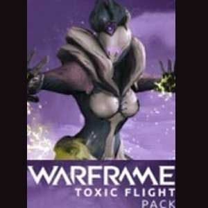 Warframe Toxic Flight Pack