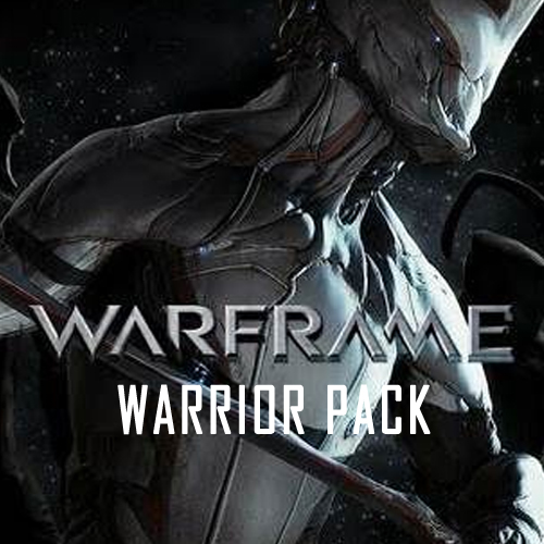 Warframe Warrior Pack