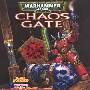Acheter Warhammer 40000 Chaos Gate Clé Cd Comparateur Prix