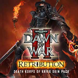Acheter Warhammer 40000 Dawn of War 2 Retribution Death Korps of Krieg Skin Pack Clé Cd Comparateur Prix