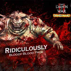 Acheter Warhammer 40000 Dawn of War 2 Retribution Ridiculously Bloody Blood Pack Clé Cd Comparateur Prix