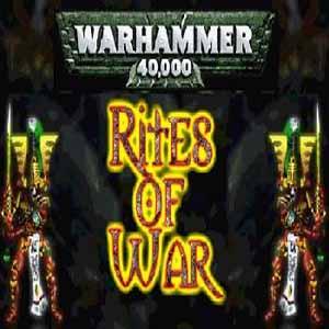 Acheter Warhammer 40000 Rites of War Clé Cd Comparateur Prix