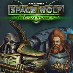 Warhammer 40000 Space Wolf Saga of the Great Awakening