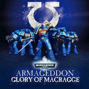 Warhammer 40K Armageddon Glory of Macragge