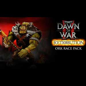 Acheter Warhammer 40K Dawn of War 2 Retribution Ork Race Pack Clé Cd Comparateur Prix