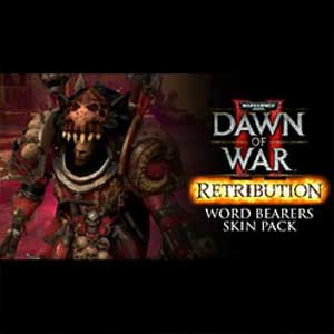 Acheter Warhammer 40K Dawn of War 2 Retribution Word Bearers Skin Pack Clé Cd Comparateur Prix