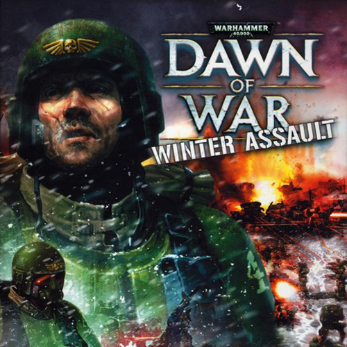 Acheter Warhammer 40k Dawn of War Winter Assault Cle Cd Comparateur Prix