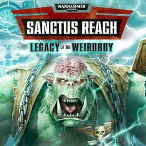 Warhammer 40K Sanctus Reach Legacy of the Weirdboy