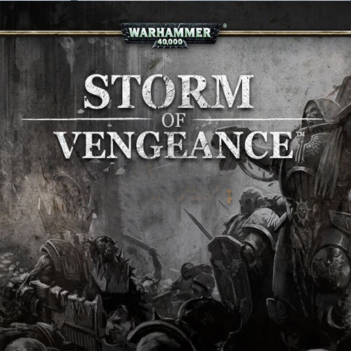 Acheter Warhammer 40K Storm of Vengeance Cle Cd Comparateur Prix