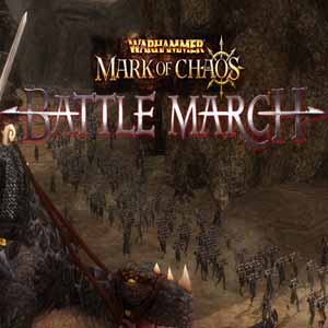 Acheter Warhammer Battle March Xbox 360 Code Comparateur Prix