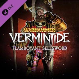 Warhammer Vermintide 2 Flamboyant Sellsword
