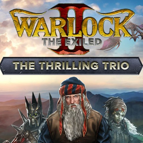 Acheter Warlock 2 The Exiled The Thrilling Trio Clé Cd Comparateur Prix