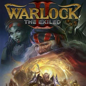 Acheter Warlock 2 The Exiled Three Mighty Mages Clé Cd Comparateur Prix