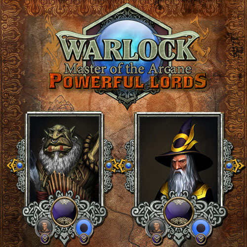 Warlock Master of the Arcane Powerful Lords