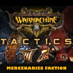 Acheter WARMACHINE Tactics Mercenaries Faction Clé Cd Comparateur Prix