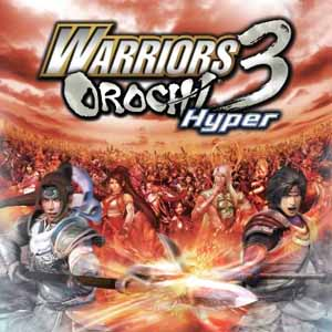 Acheter Warriors Orochi 3 Hyper Nintendo Wii U Download Code Comparateur Prix