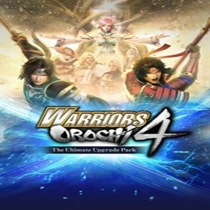 WARRIORS OROCHI 4 The Ultimate Upgrade Pack