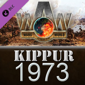 Wars Across The World Kippur 1973