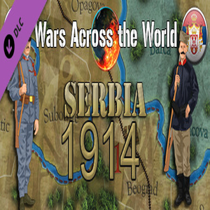 Wars Across The World Serbia 1914