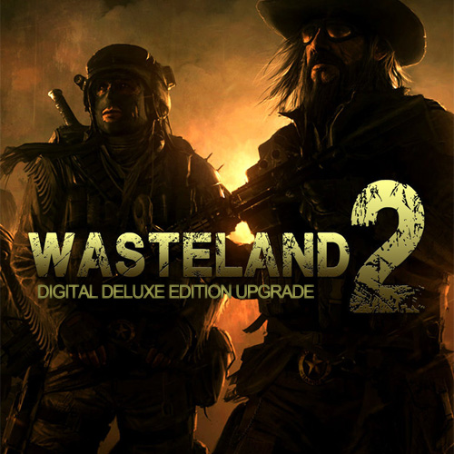 Wasteland 2 Digital Deluxe Edition Upgrade